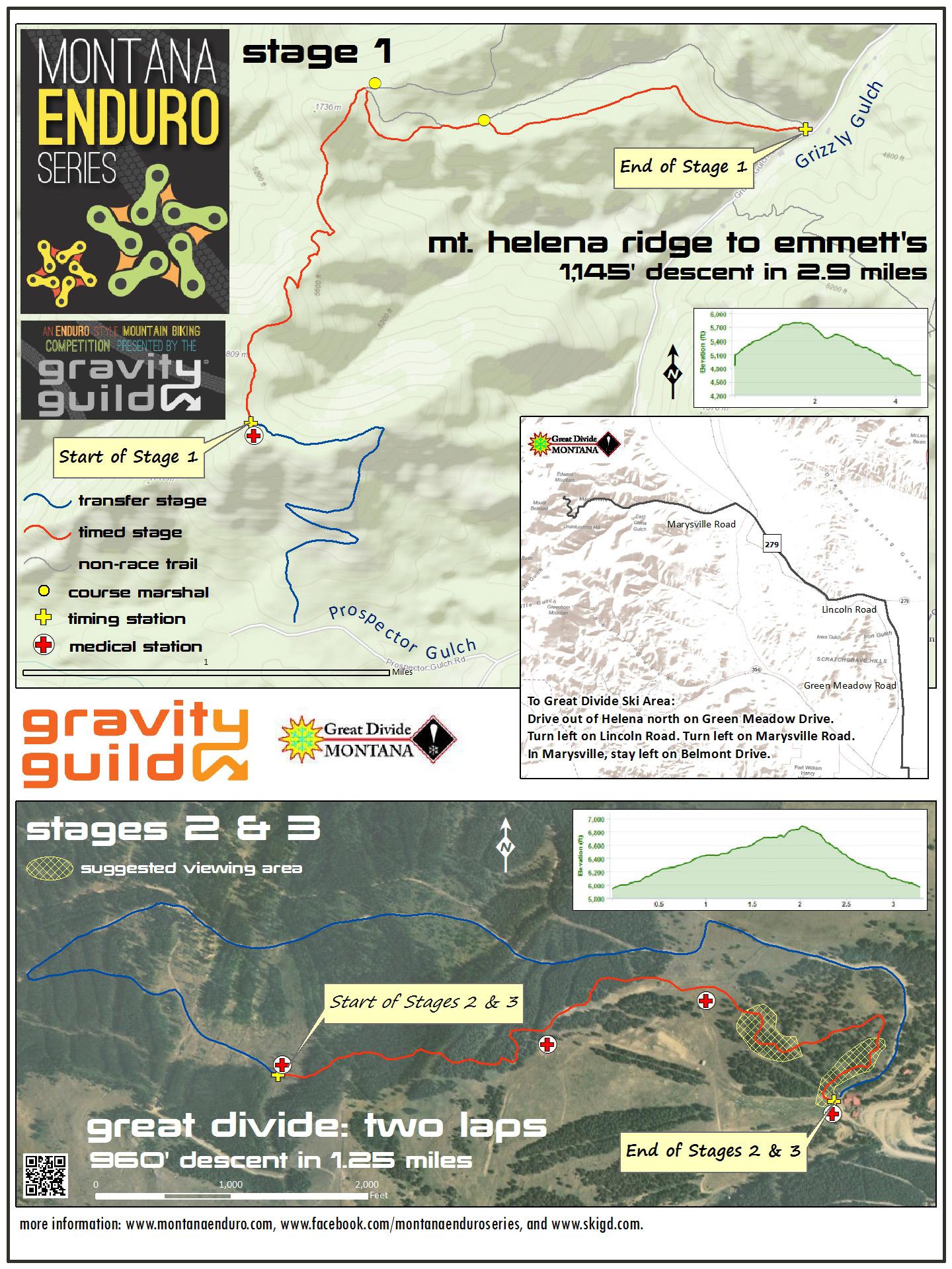 MES Finale map